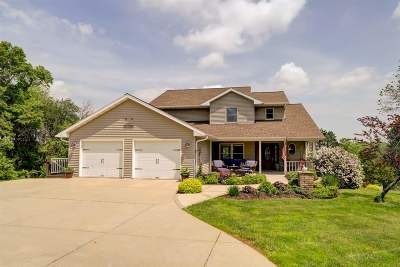 Verona Single Family Home For Sale: 1994 Oakwood View Dr
