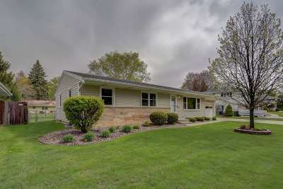Madison Single Family Home For Sale: 1810 Elka Ln