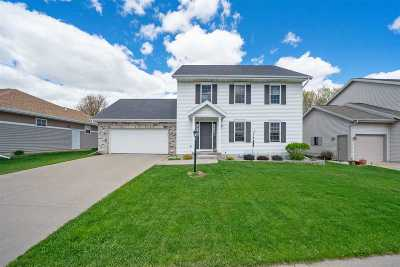 Madison Single Family Home For Sale: 6606 Broad Creek Blvd