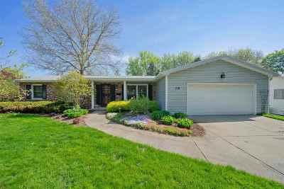 Madison Single Family Home For Sale: 718 Delladonna Way