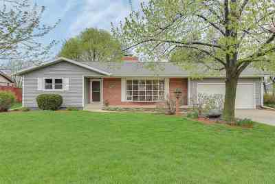 Sun Prairie Single Family Home For Sale: 382 Trapp St