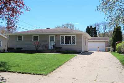 Madison Single Family Home For Sale: 4525 Jade Ln