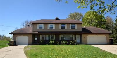 Dane County Multi Family Home For Sale: 25 O'brien Ct