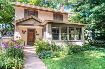 Madison Single Family Home For Sale: 2516 Commonwealth Ave
