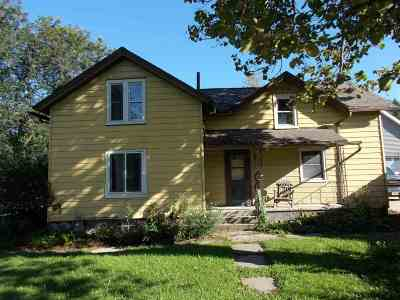 Dodge County Single Family Home For Sale: 308 Liberty St