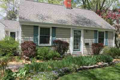 Madison Single Family Home For Sale: 450 Charles Ln