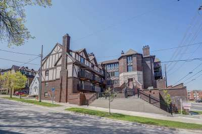 Madison Condo/Townhouse For Sale: 340 N Allen St #12