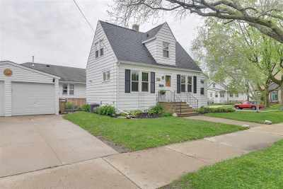 Madison Single Family Home For Sale: 118 N 2nd St