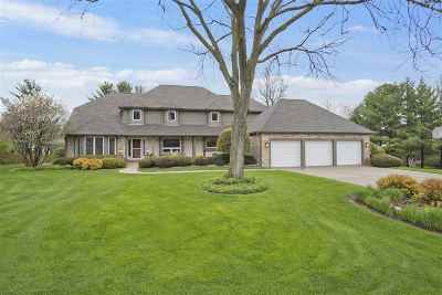 Verona Single Family Home For Sale: 3564 Richie Rd