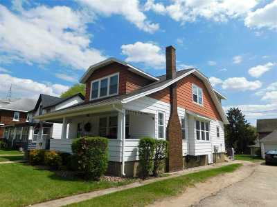 Columbia County Multi Family Home For Sale: 314 W Emmett St