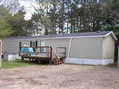 Arkdale Single Family Home For Sale: 1893 County Road Z