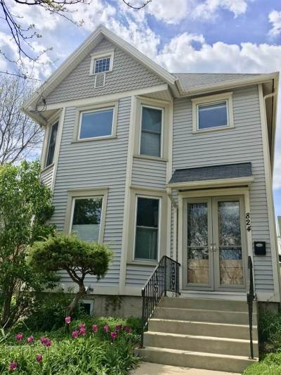 Madison Single Family Home For Sale: 824 Spaight St