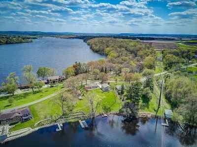 Sauk County Single Family Home For Sale: E12076 Grubers Grove Rd