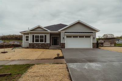 Black Earth WI Single Family Home For Sale: $352,000