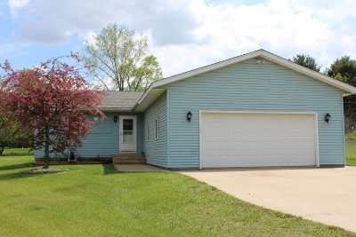 Pardeeville Single Family Home For Sale: W7775 Star Court Rd