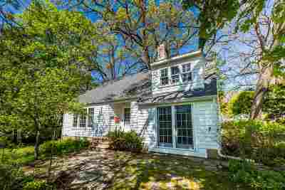 Madison Single Family Home For Sale: 3400 Cross St