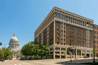 Madison Condo/Townhouse For Sale: 123 W Washington Ave #605