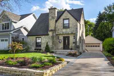 Madison Single Family Home For Sale: 313 Kensington Dr