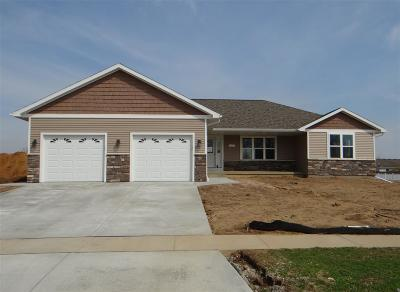 Belleville WI Single Family Home For Sale: $344,500