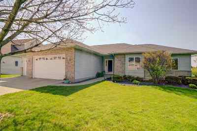 Cottage Grove WI Single Family Home For Sale: $474,900
