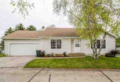 Madison Single Family Home For Sale: 7236 E Valley Ridge Dr