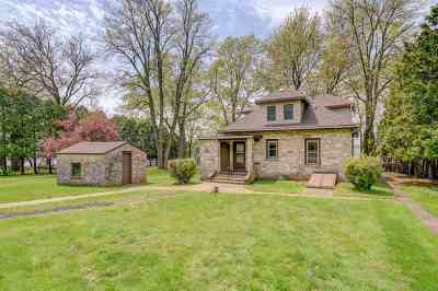 Stoughton Single Family Home For Sale: 2379 Williams Point Dr