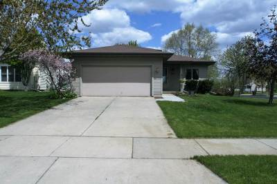 Madison Single Family Home For Sale: 7202 Iris Bloom Dr