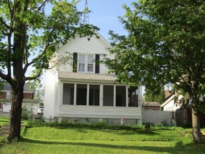 Columbia County Single Family Home For Sale: 615 W Pleasant St