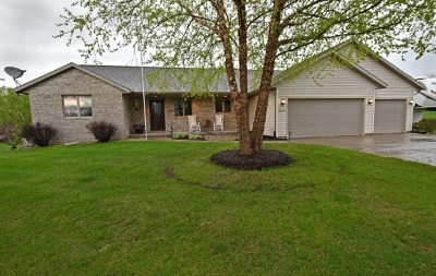 Sauk City WI Single Family Home For Sale: $484,000