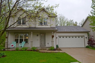 Madison Single Family Home For Sale: 4317 Hey Jude Ln