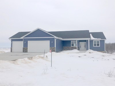 Green County Single Family Home For Sale: N8275 County Road J