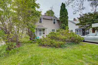 Madison Single Family Home For Sale: 833 Maple Terr