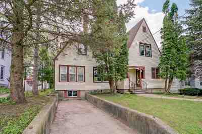 Madison Single Family Home For Sale: 1419 Mound St