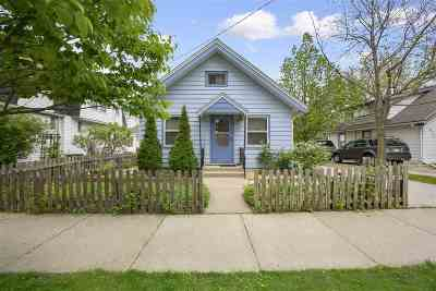 Madison Single Family Home For Sale: 417 N 7th St