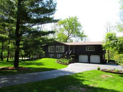 Green County Single Family Home For Sale: W881 Golf Course Rd