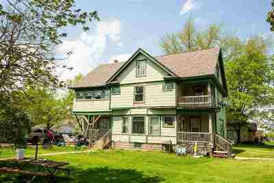 Green County Multi Family Home For Sale: 607 1st Center Ave