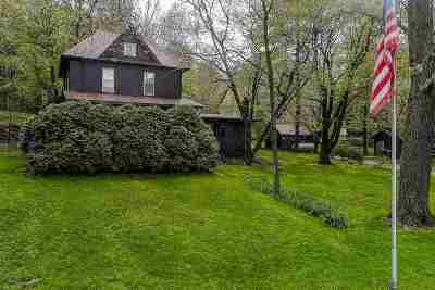 Dane County Single Family Home For Sale: 7795 Hwy 19