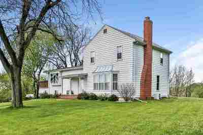 Dane County Single Family Home For Sale: 5676 Alpine Rd