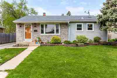 Madison Single Family Home For Sale: 4522 Camden Rd