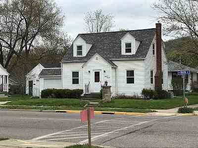 Richland Center Single Family Home For Sale: 1113 N Main St