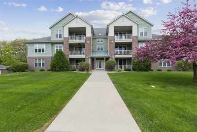 Fitchburg Condo/Townhouse For Sale: 5480 Caddis Bend #102