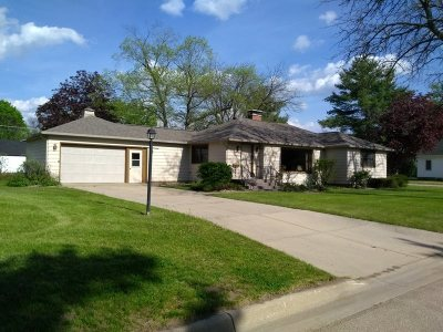 Muscoda Single Family Home For Sale: 404 N Ohio St