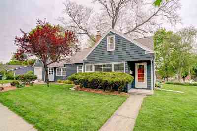 Madison Single Family Home For Sale: 402 N Franklin Ave