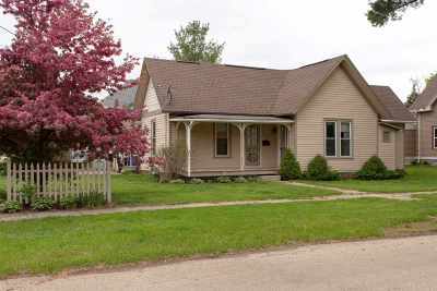 Green County Single Family Home For Sale: 707 E 3rd Ave