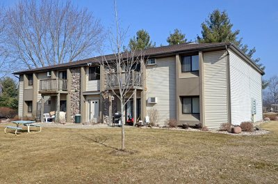 Merrimac WI Condo/Townhouse For Sale: $69,900