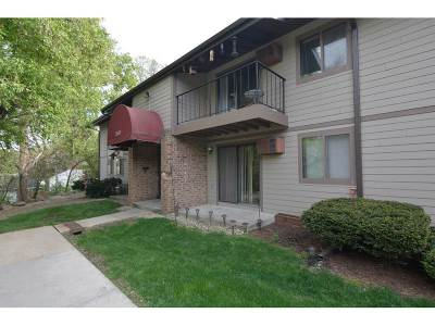 Madison Condo/Townhouse For Sale: 5311 Brody Dr #103