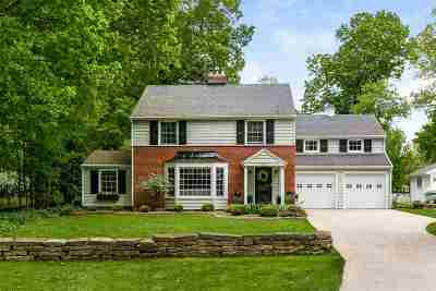 Madison Single Family Home For Sale: 822 Butternut Rd