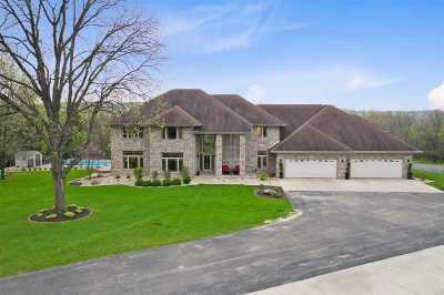 Janesville Single Family Home For Sale: 4201 W Hwy 14
