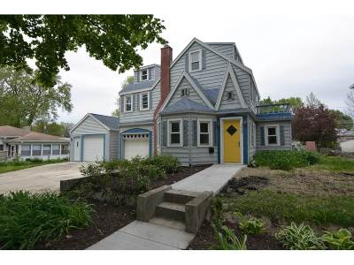 Madison Single Family Home For Sale: 3638 Johns St