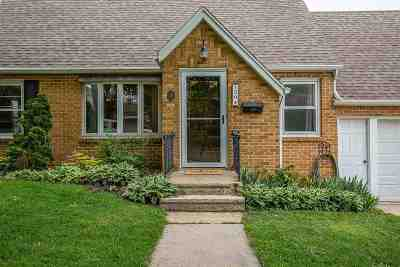 Sun Prairie Single Family Home For Sale: 159 Vine St